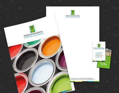 painter - corporate design
