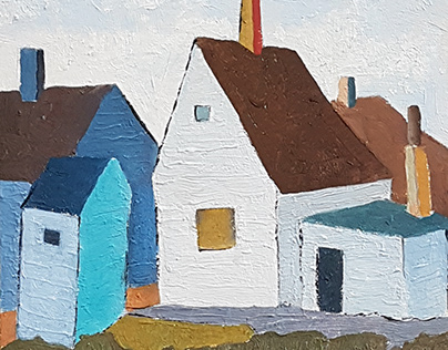 Houses (from George Berg)