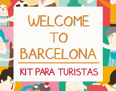 Kit para turistas - Ajuntament de Barcelona