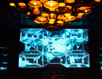 Hooray Henry's | Projection Mapping | Prophecy Prod.
