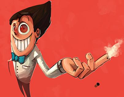 Character Design Cartoon