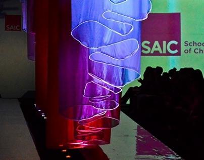 SAIC The Walk 2014 Fashion Show