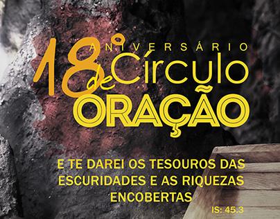 18° Círculo de Oração - ADSantana do Seridó.RN