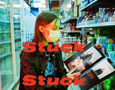 stuck - magazine