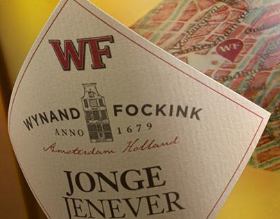 Wynand Fockink design