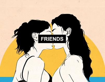 Bambousek - Friends