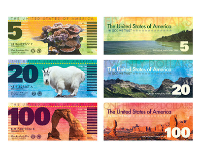 United States Currency Redesign