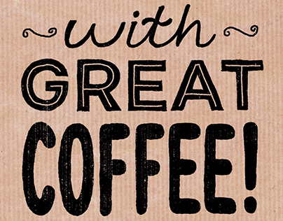 Switch On With Great Coffee!