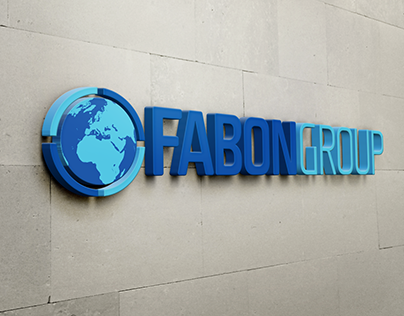 Fabon Group Logo Design & Corporate Identity