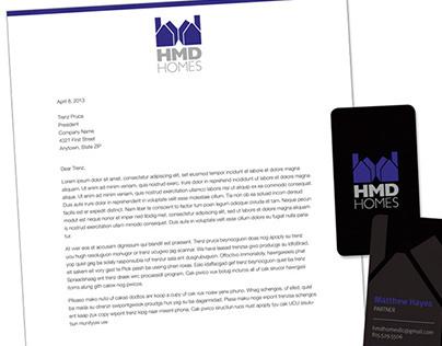 HMD Homes - Identity