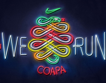 Nike We Run Mexico 2013