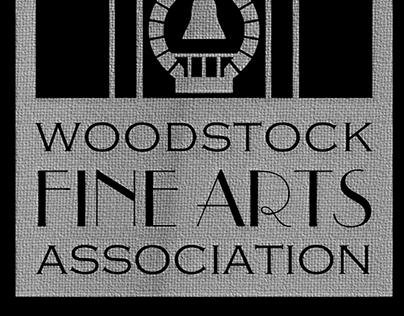 Woodstock Fine Arts Association - Branding