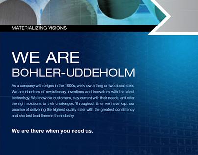Bohler Uddholm - Corporate Brochure