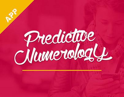 Predictive Numerology App
