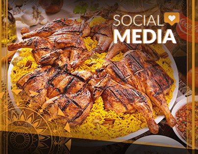 Chef Sarhan Restaurants -social media v2