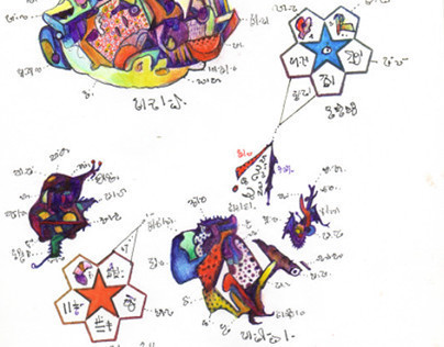 Pages from an Alien Biology Field Book