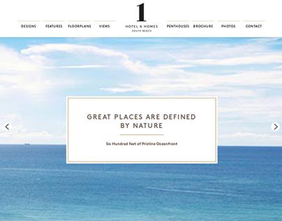 1 Hotel & Homes (Broker Site)