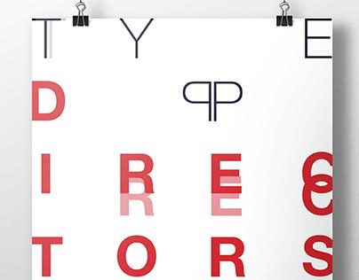 Type Directors Club Poster