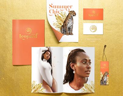 Leopard Fashion Branding