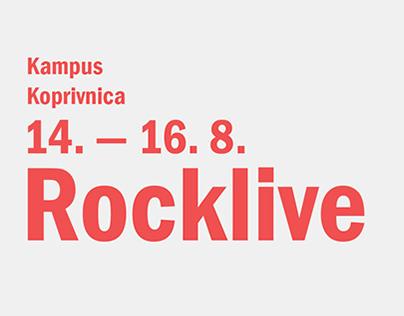 Rocklive festival