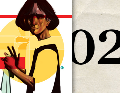 """Ilustradores Publicación #9 """"El Sastrecillo Valiente"""""""