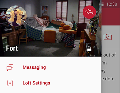 Loft for Android (Material Design Exploration)