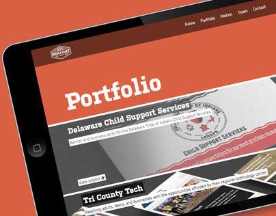BitBrilliant Company Site