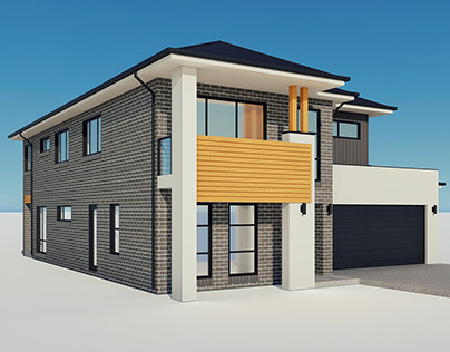 Two Storey House 1