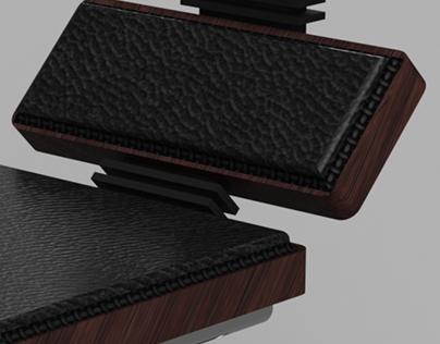 Segmented Recliner Chair