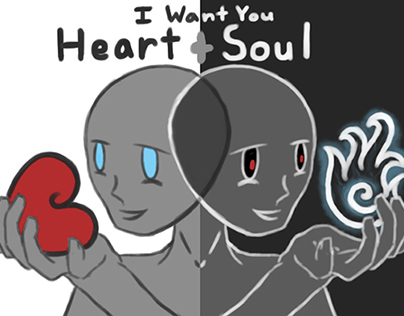 I Want You, Heart and Soul...