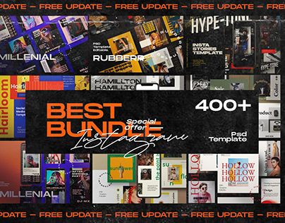 Best Bundle INSTAGRAM Media Kit