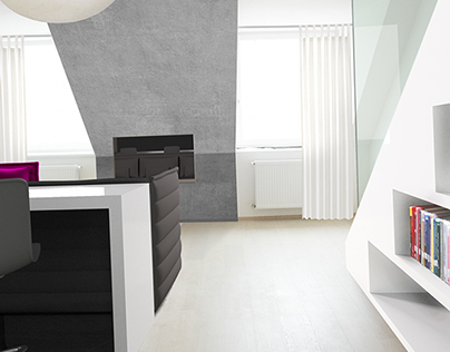 Apartment for an architect