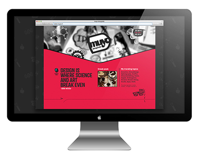 muyo designlab. - website