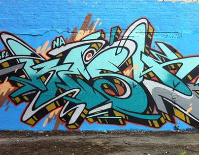 East London Feb - Keshone ™ 2013