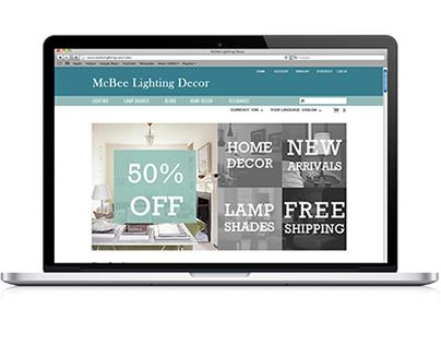e-Commerce Responsive Website Template