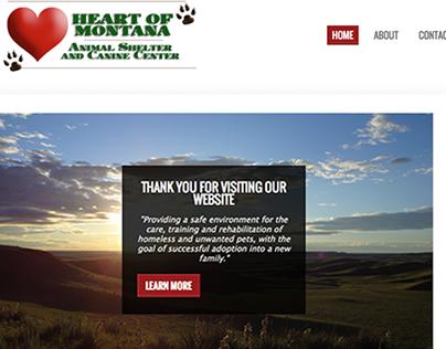 Heart of Montana Animal Shelter