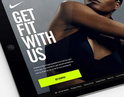 Nike Pro Bra Fitter