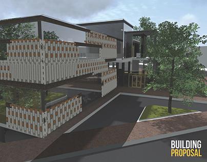 CONCRETE TECTONICS: Lindfield civic centre / UTS spr13
