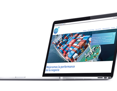 Geinse: Web site design
