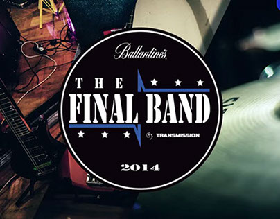 """""""The Final Band"""" (Motion Graphics)"""