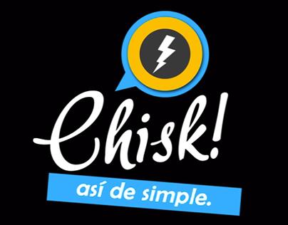 "Logo Animation ""Chisk"""