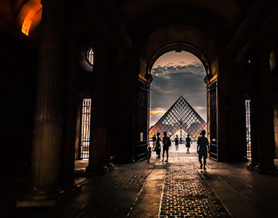 I love Paris in the summer, when it sizzles...