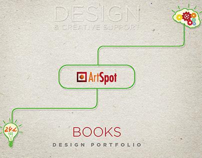 Samples of book design