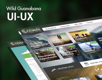 Wild Guanabana Webdesign