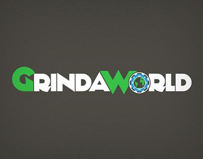 Grindaworld - Website Design & UI