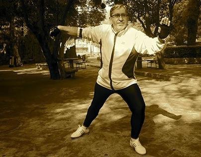 Tai'Chi: lines of dance