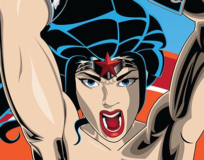 The Amazing Amazon - Wonder Woman - New52