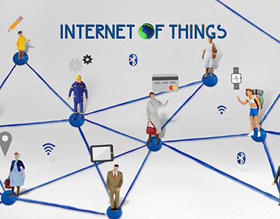 Internet Of Things (I.O.T)