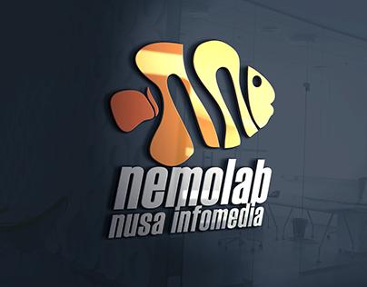 Corporate Logo for Nemolab Nusa Infomedia