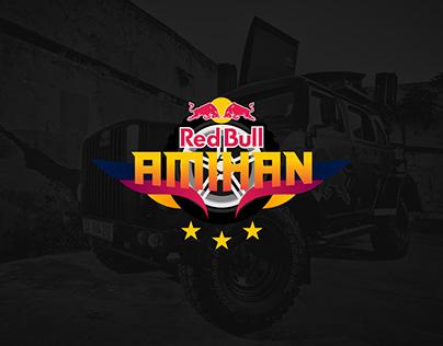 Red Bull Amihan - Philippines Event Car Logo